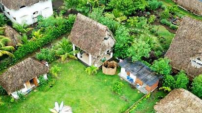 Villa Tahiti – El Paredon,Guatemala